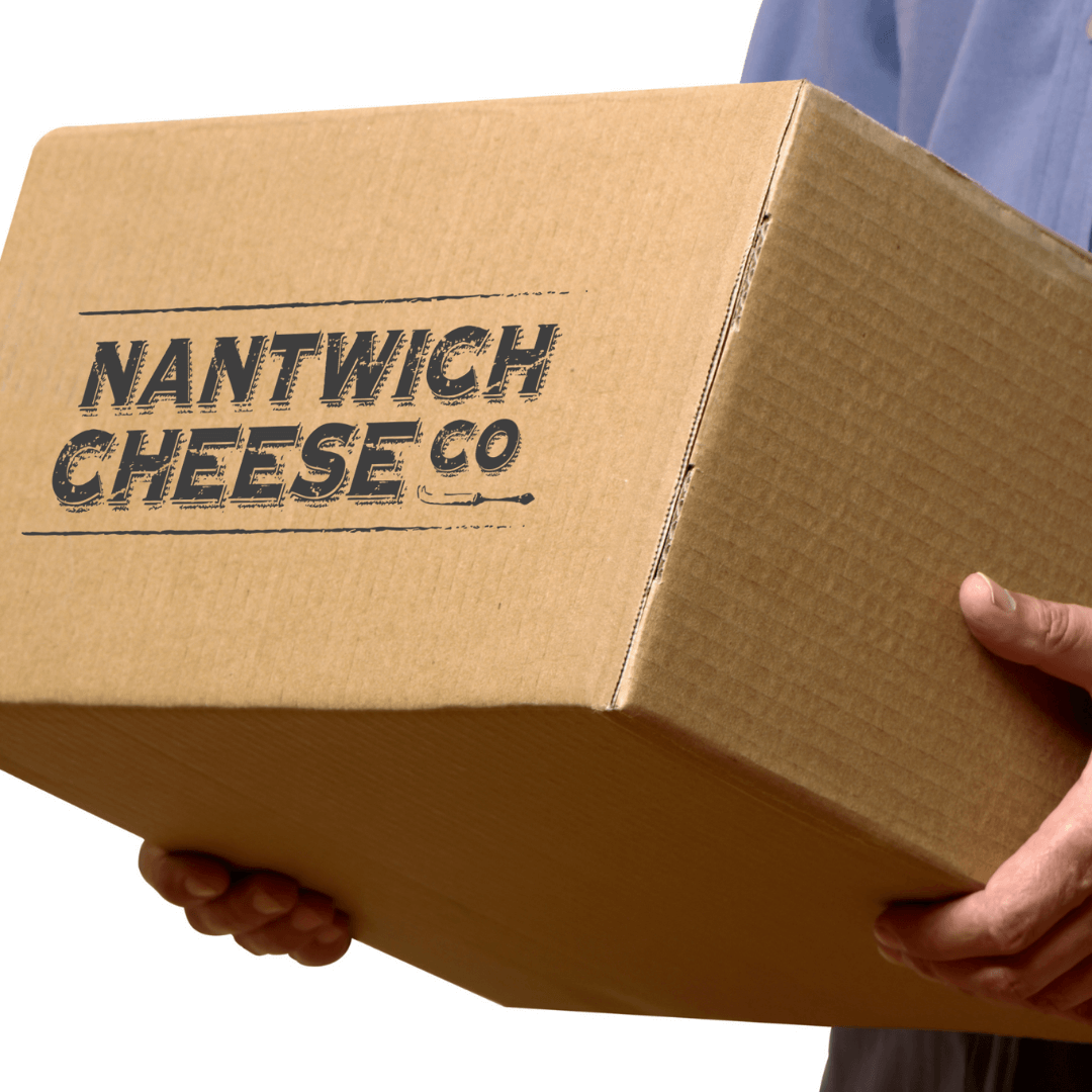WHOLESALE BOX OF CHEESE