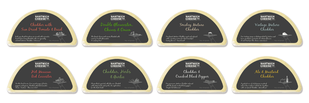 cheese additives flavours cheeseboard