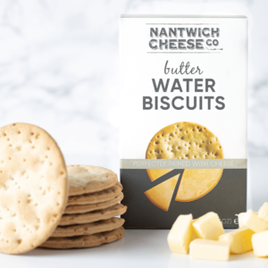 butter water biscuits crackers savoury snack cheese cheeseboard