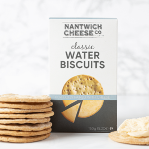 classic water biscuits crackers savoury cheese cheeseboard