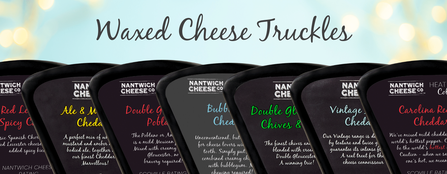 waxed cheese truckles wholesale retail